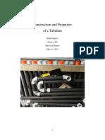 John Johnson P406 Project Report Sp12