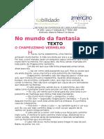 ATIVIDADES DE REVIS+âO DE CONTE+ÜDOS -L+¡ngua Portuguesa - 6-¦ ano -1-¬ avalia+º+úo2009