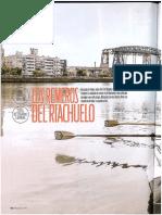 Los remeros del Riachuelo - revista Brando - texto
