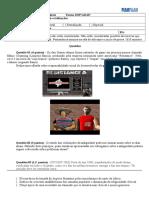 Questõs DP - Jogos Digitais