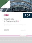 Social Media in Empowerment