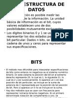 BITS, ESTRUCTURA DE DATOS.pptx
