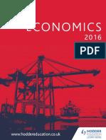 Economics Catalogue