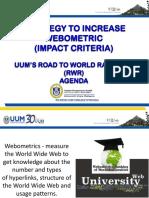UUM Strategi Impact