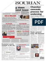 Bond Issue at a Glance
