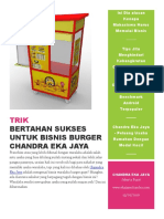 Backup of Trik Bertahana Sukses Untuk Bisnis Burger Chandra Eka Jaya