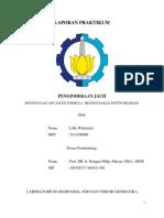 3513100009_laporan Advaced Formula Dengan Bilko_penginderaan Jauh A