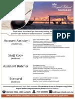 Job Oppertunities 130216 2