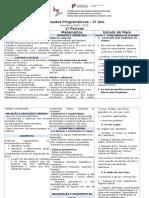 Conteúdos Programáticos - 2.º Ano 2015-16 (1) (2)