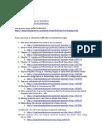 Openstack Bug List