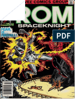 Rom Space Knight 4 Vol 1