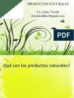 Quimica de los Productos Naturales