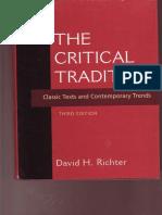 Critics tradition
