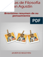 Chuletas de Filosofia San Agust - Javier Echegoyen