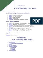 Web Marketi