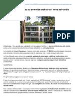 VERANDA 2016 SENTENZA La veranda antiestetica va demolita anche se si trova nel cortile interno