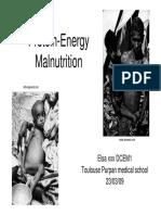 DCEM1 Malnutrition