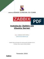 Instalação Zabbix No Ubuntu Server 14.04