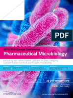 PDA Microbiology Europe 2016