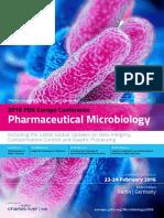 PDA Microbiology Europe 2016