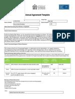 dewey annual agreement 2014