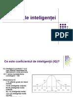 Teorii Despre Inteligenta