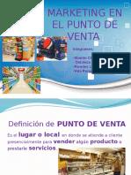 Marketing en El Punto de Venta-Victor Paredes Landauro