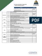 Lista de Utiles Escolares IV Medio 2016