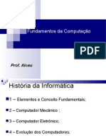 Fundamentos Da Computação Paper