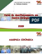 Aula Centro Cirúrgico 06 - Assepsia