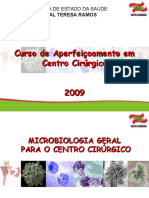 Aula Centro Cirúrgico 04 - Microbiologia