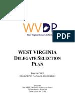 WestVirginiaDemocratic_2016DelegateSelectionPlan