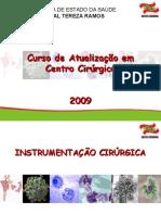 Aula Centro Cirúrgico 07 - Instrumentação