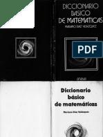 (eBook-scan) Diccionario de Matematicas Anaya 228pags (by Diponto 2009)(2)