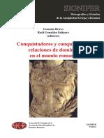 VICENT RAMÍREZ 2014 Roma Maestra de La Propaganda y Política de Conquista (Numismática)