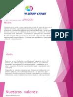 Portafolio de Servicios  FUNDACION SERVIR CARIBE