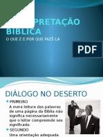 Interpretação Bíblica - Aula 01.2ap