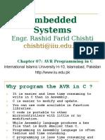 Ch03 AVR Programming in C