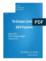 SAFA General Presentation
