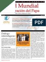 2016 01 Oracion Papa