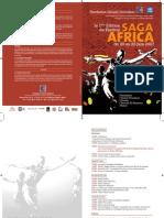 Programme Saga Africa
