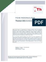 Thorium Th232 v1
