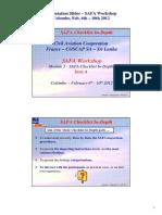 1.3-1 SAFA Checklist in-Depth SAFA A1 Items