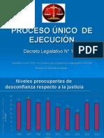 PROCESOS de EJECUCIÓN Decreto Legislativo 1069