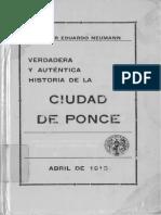 Historia de Ponce