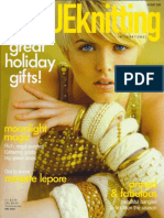Vogue Knitting December 2008