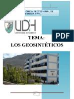Capitulo v - Los Geosinteticos