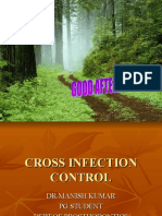 Cross Infection Control