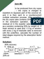 Sample Problem #6
