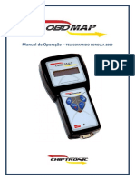 Obdmap - Toyota - Corolla - Prog. e Apagar Telecomando - Rev. 1